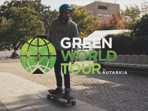 Green World Tour - Eventfilm <br> (2019)